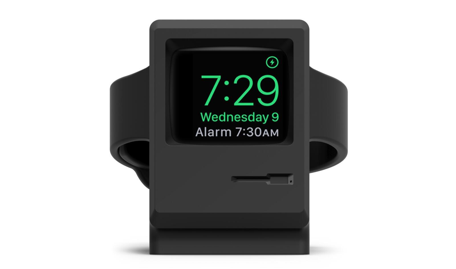 Apple Dock elago iOS Macintosh 128K stand w3 watch