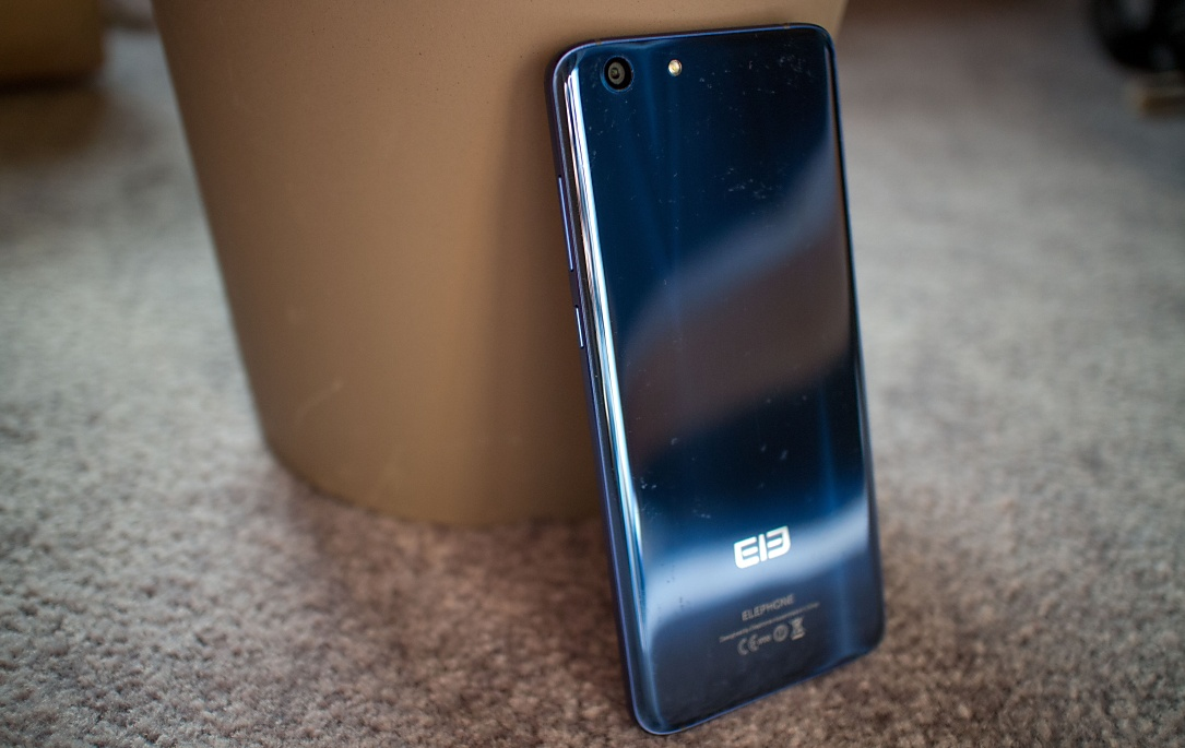 1 Android Elephone Elephone S7 review test Testbericht