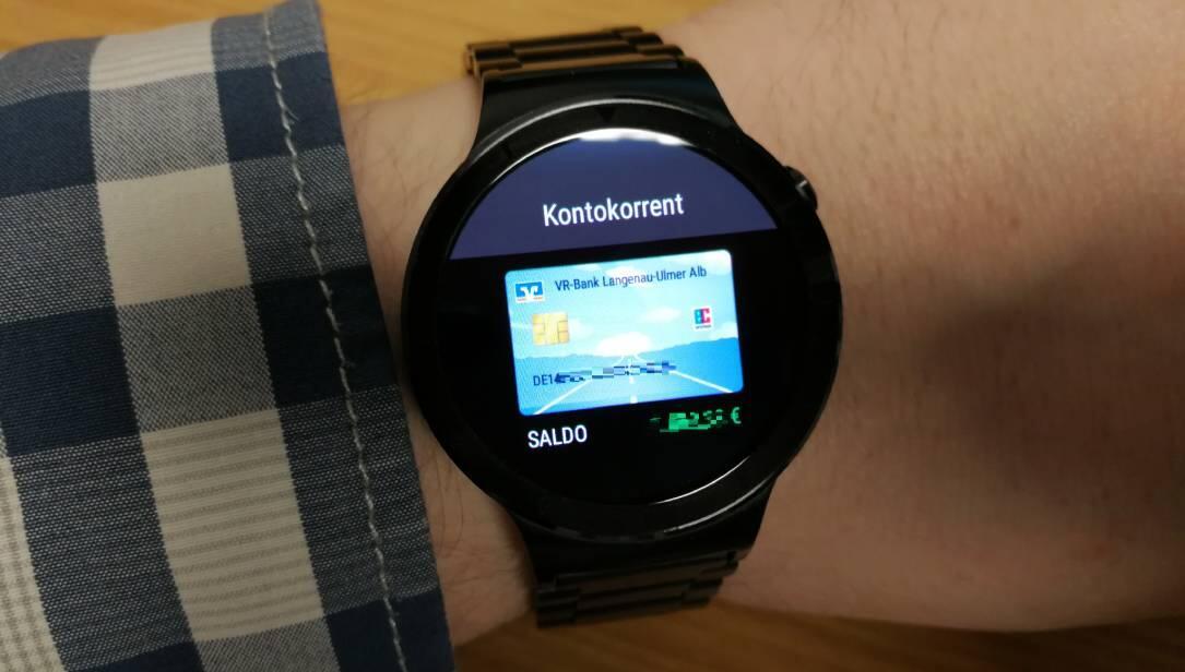 Android DDDWNB finanzblick online banking wear