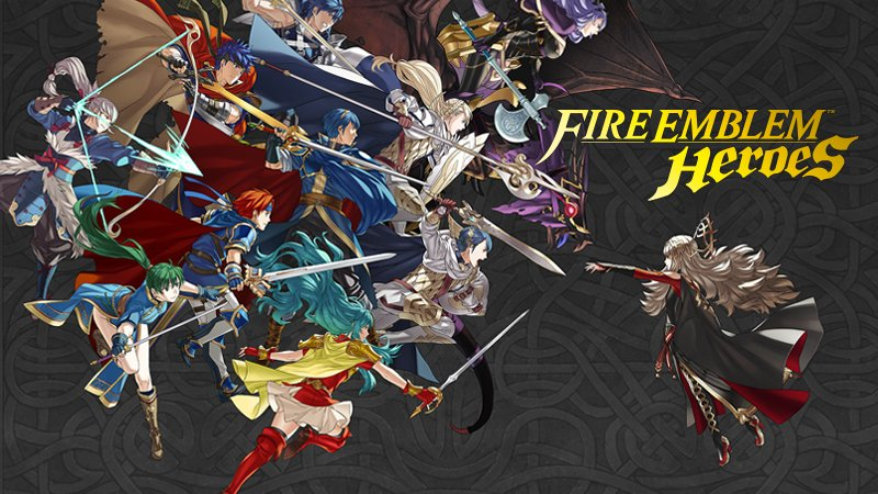 Android app store download fire emblem heroes iOS link Nintendo play store Spiel