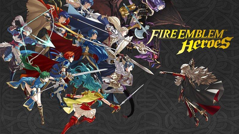 Android februar fire emblem heroes iOS Nintendo wann