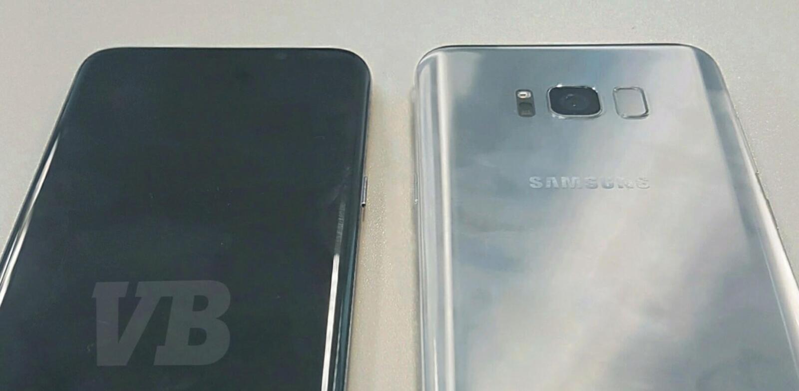 1 Android datum galaxy preis s8 Samsung spezifikationen