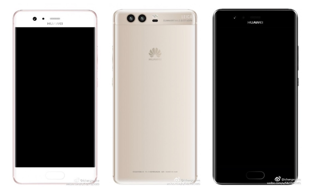 Android Huawei MWC2017 p10