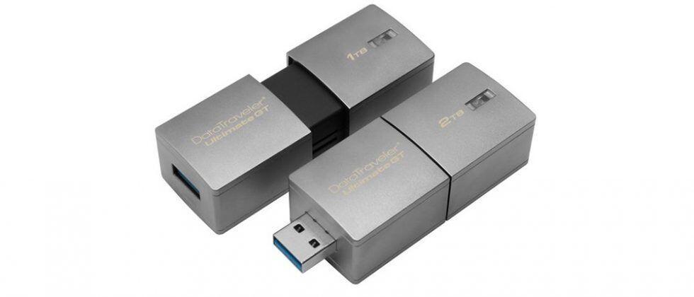 CES2017 Kingston USB-Stick
