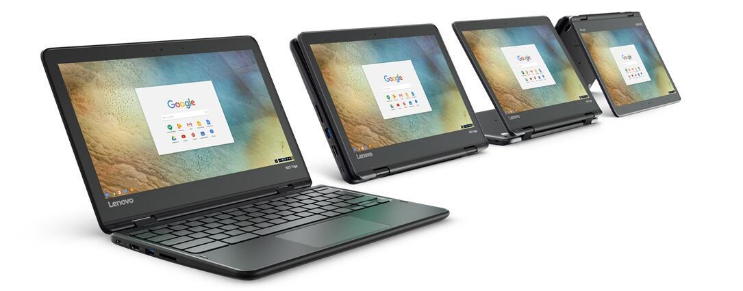 chrome os chromebook Google lenovo