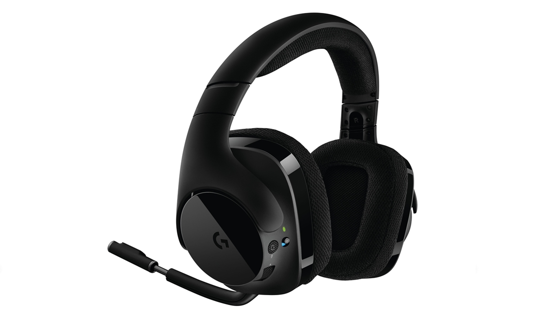 aff CES2017 G533 Gaming-Headset logitech