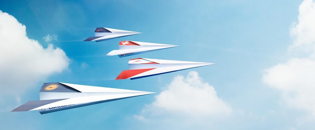 Austrian Aviation Brussels Airlines lufthansa Swiss