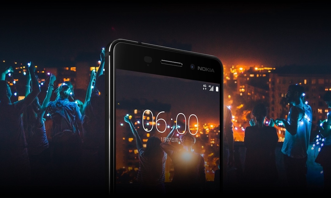 1 Android China Daten Nokia nokia 6 Smartphone