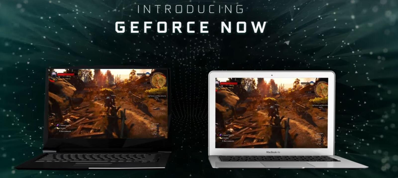 CES2017 GeForce Now nvidia