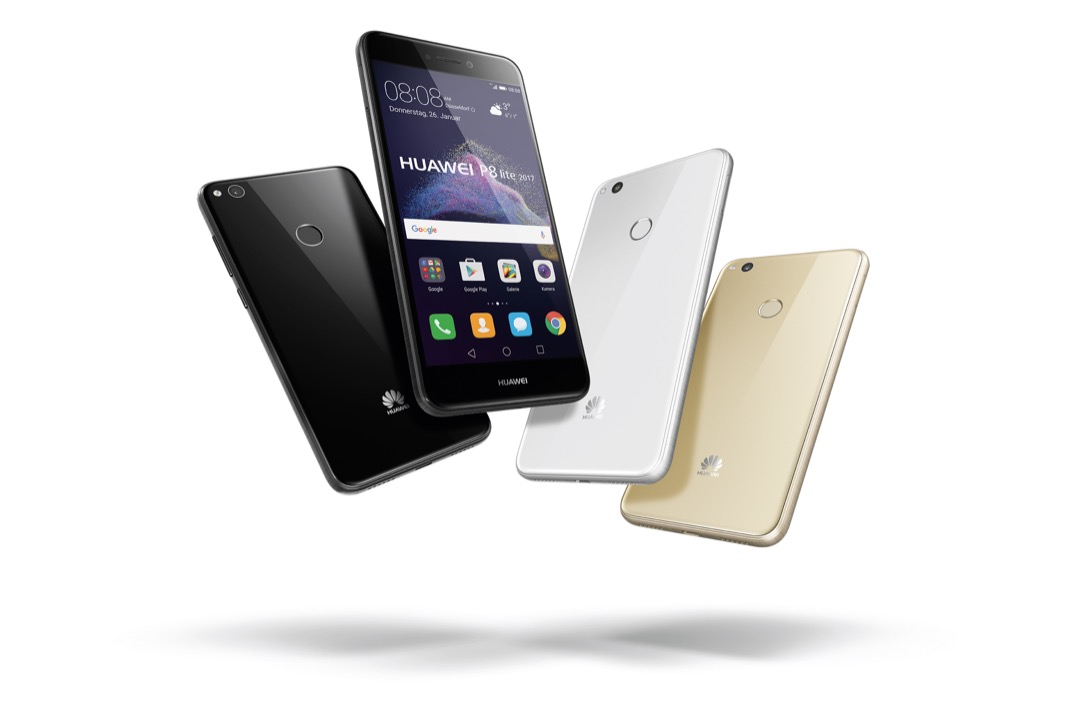 2018 aff amazon Android deal Huawei p8 P8 Lite Smartphone