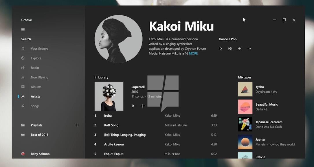 design microsoft Neon neu Windows Windows 10