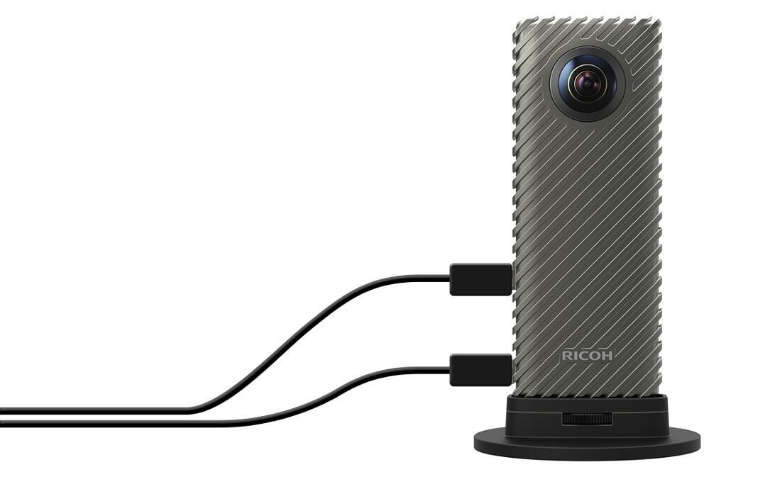360-Grad-Kamera Ricoh Ricoh R Development Kit