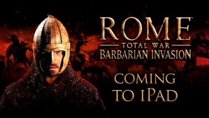 Apple iOS iPad Rome: Total War