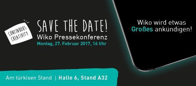 MWC2017 pressekonferenz Wiko