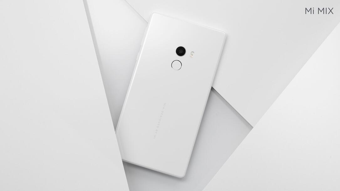 1 Android CES2017 xiaomi Xiaomi Mi Mix