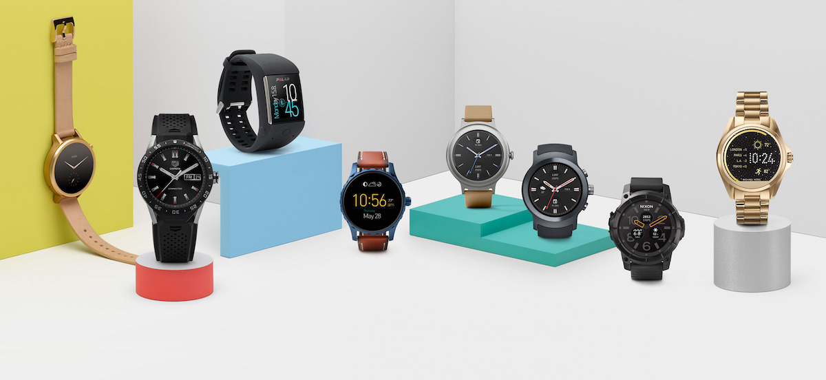 Android android wear 2.0 Update
