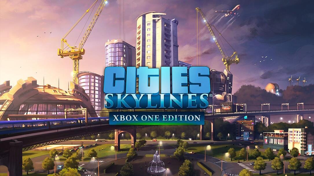 Cities Skylines fun Game Spiel xbox