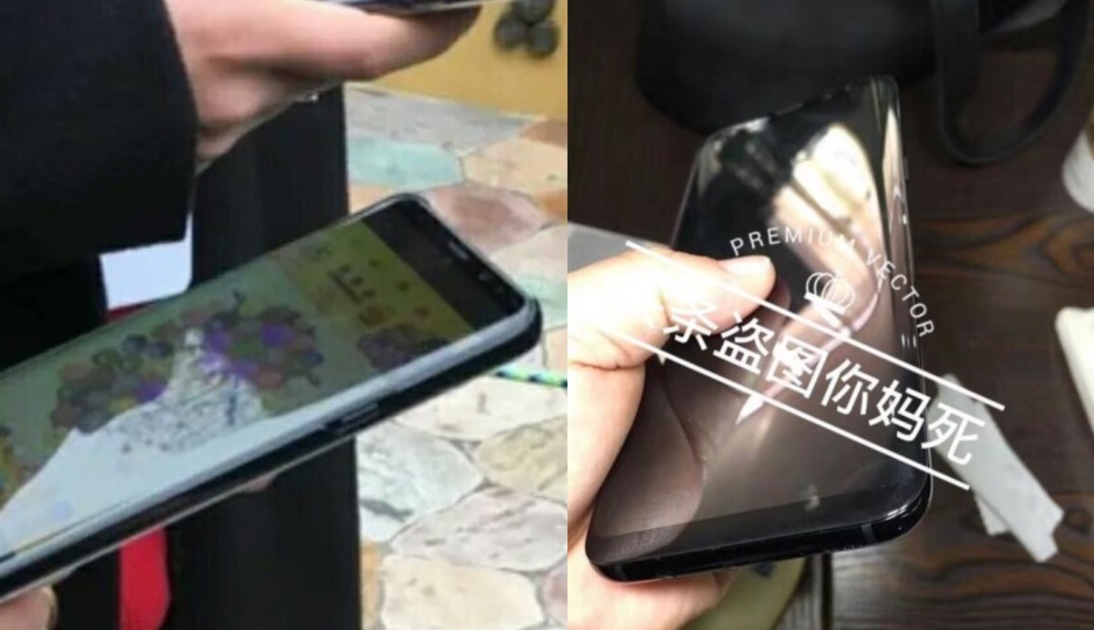 Android bilder galaxy Leak plus s8 Samsung
