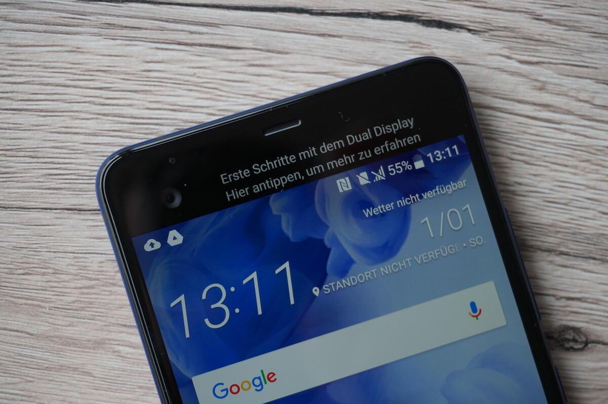 Android HTC u uktra ultra Update