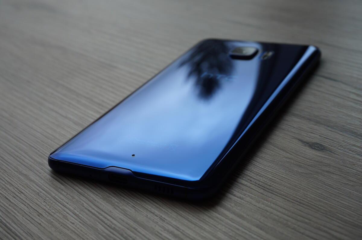 Android HTC saphir u ultra