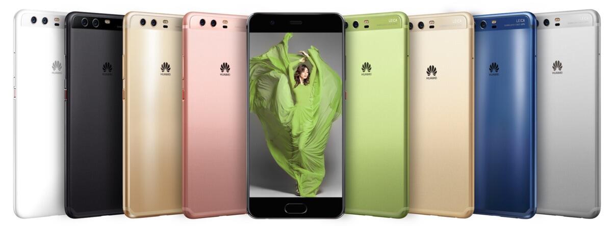 Android Huawei Huawei P10