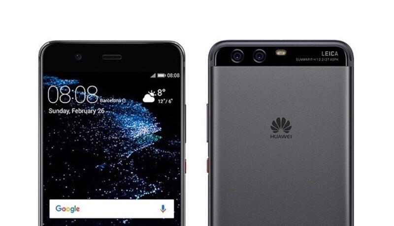2017 Android bild Huawei Leak MWC2017 p10 Smartphone
