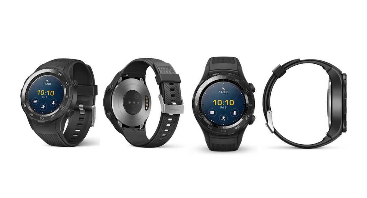 1 Android Huawei Leak smartwatch watch wear