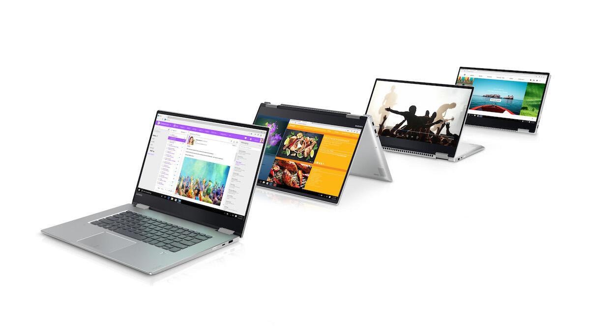 aff lenovo Windows Windows 10 Yoga 720