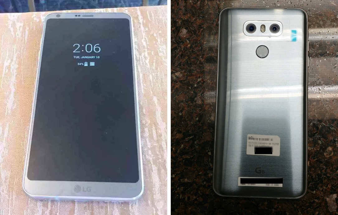 Android LG LG G6