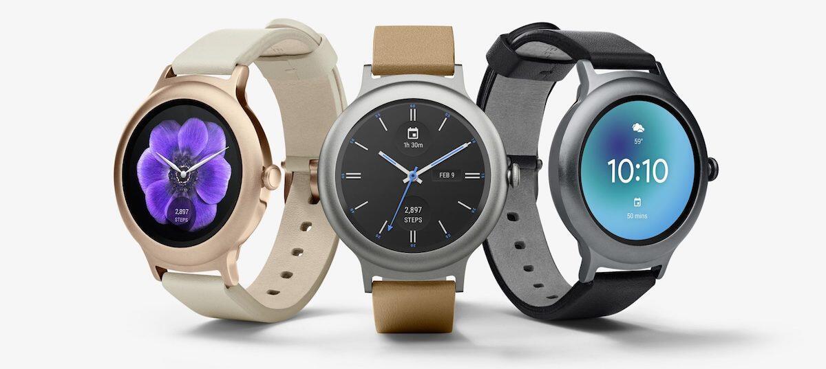 1 Android Google smartwatch wear Zukunft
