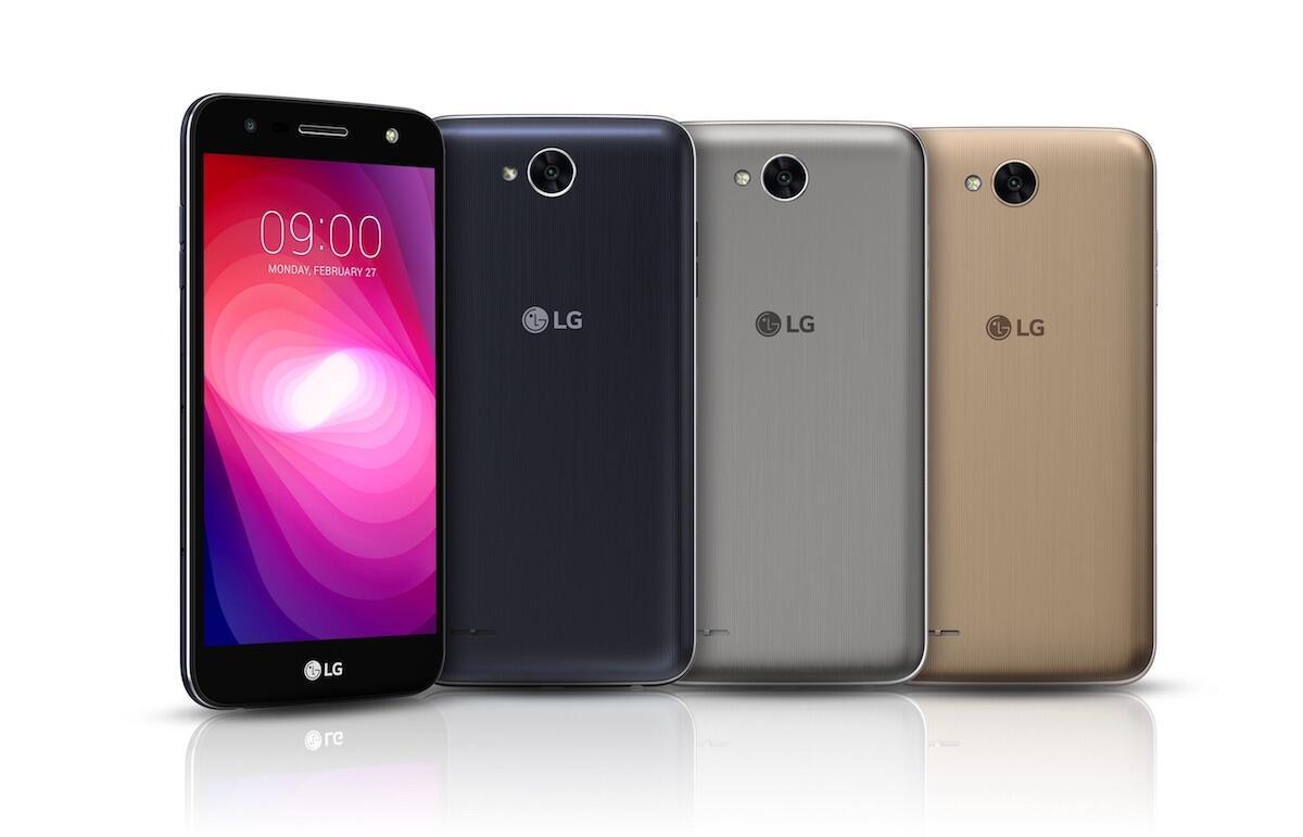 LG Xpower 2: Mittelklasse-Smartphone mit fettem Akku vorgestellt