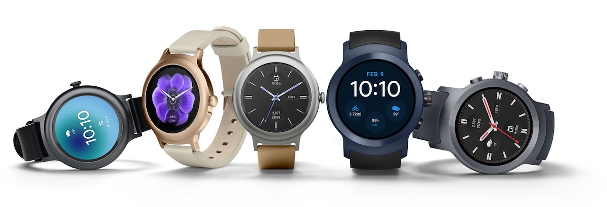 Android Android Wear Google LG Watch Sport