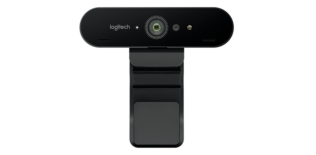 aff logitech Logitech Brio webcam