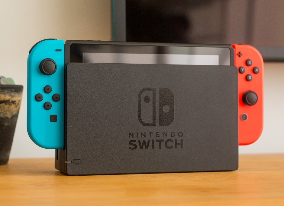 1 konsole Nintendo Switch Update