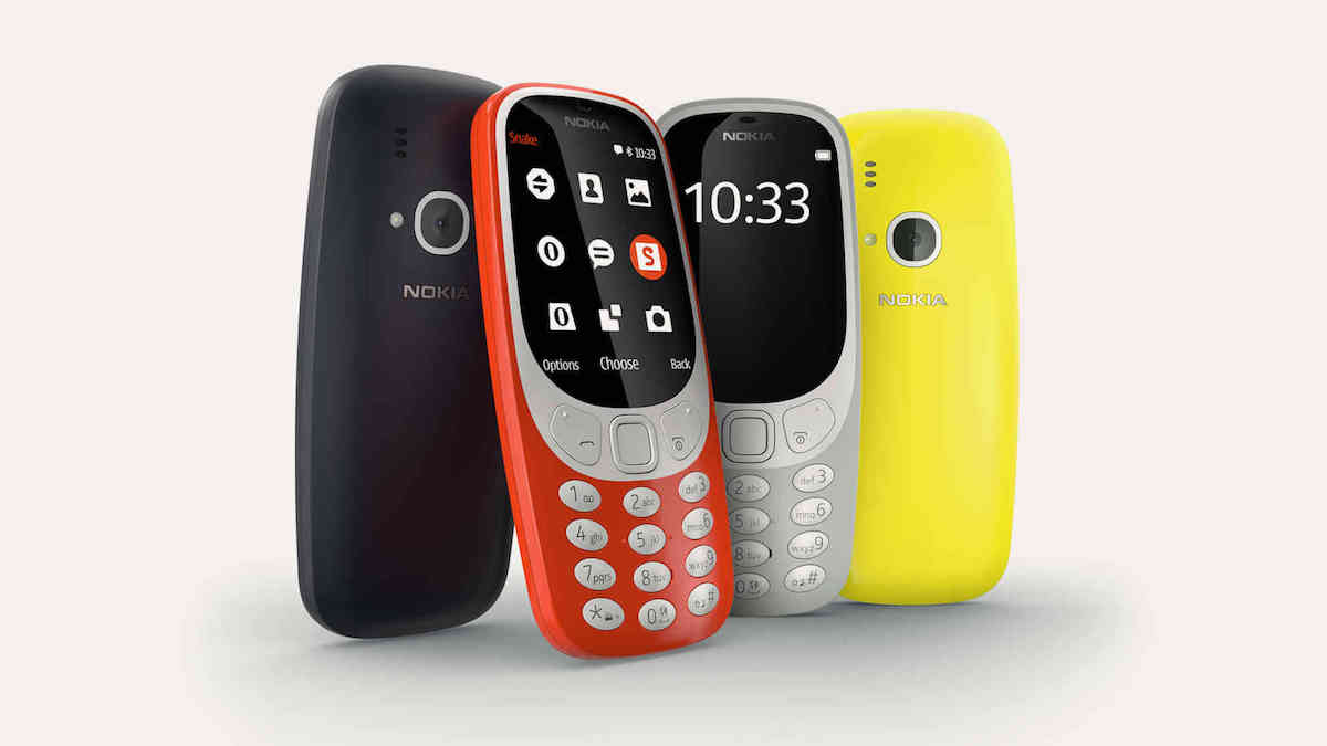 android go hmd global LTE nokia 3310