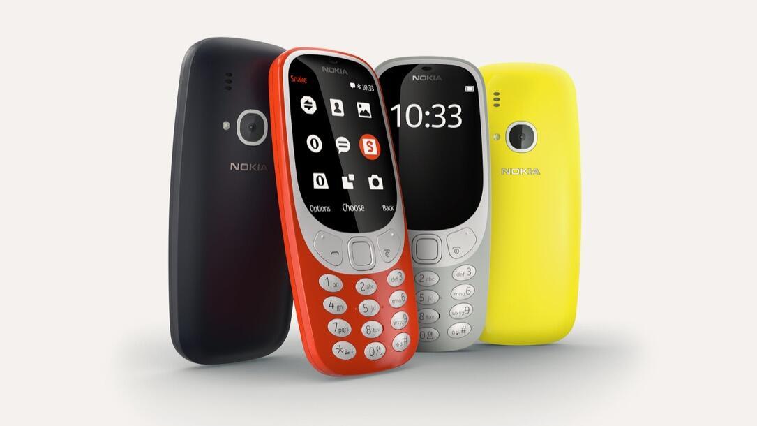2018 hmd global Nokia nokia 3310