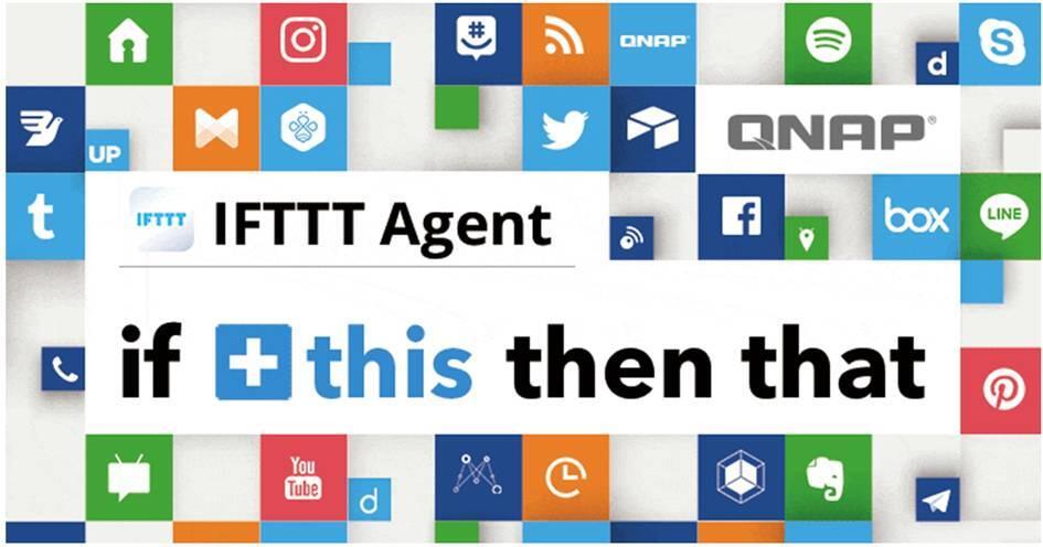 IFTTT nas QNAP