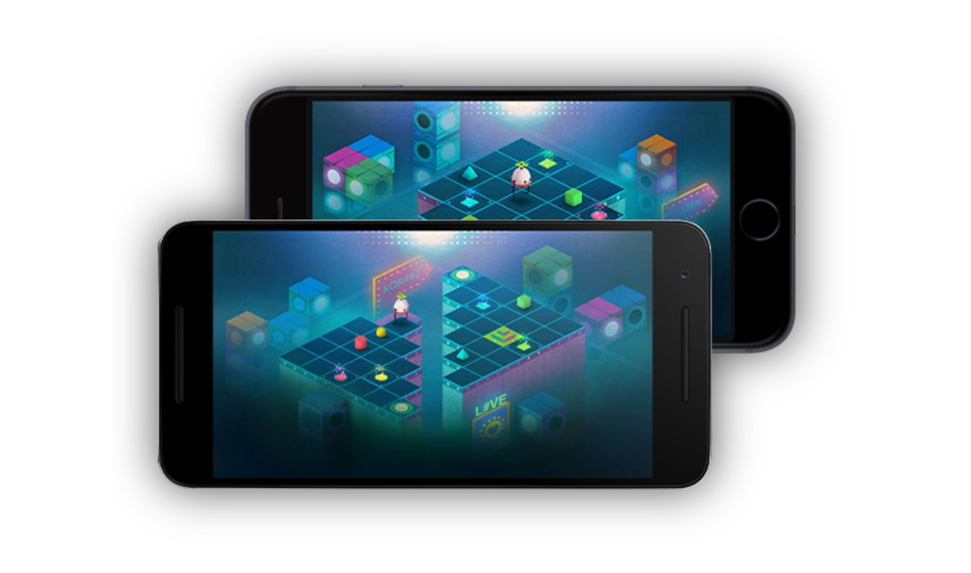 Android Apple download iOS Kostenlos Puzzle roofbot Spiel
