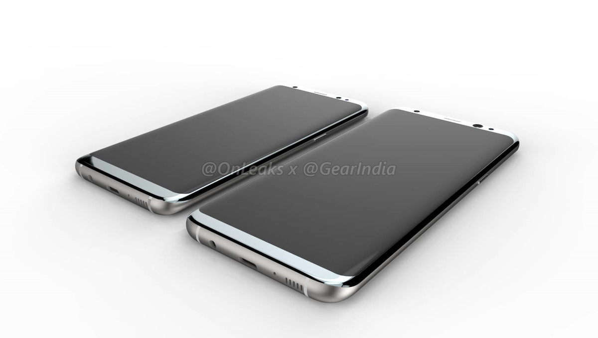 1 Android bilder galaxy Leak mockup plus s8 Samsung Video