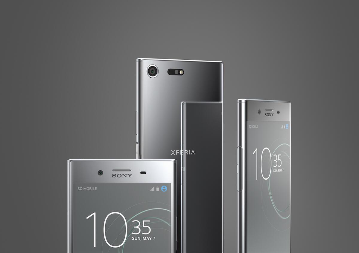 Android Sony xperia xz premium