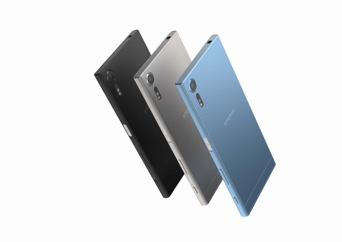 Android MWC2017 Sony xa1 xa1 ultra Xperia xzs