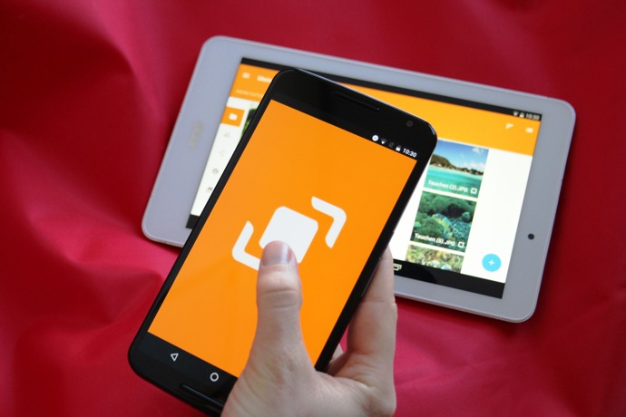 aff Android chromecast cloud Google strato