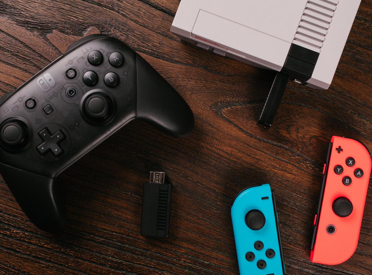 aff controller Mini nes classic Nintendo Switch