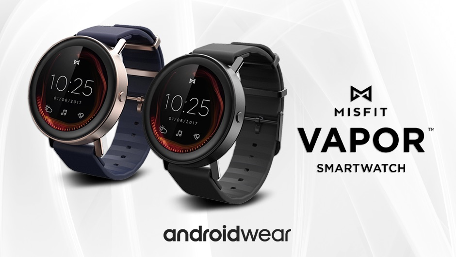 Android Android Wear misfit Misfit Vapor smartwatch