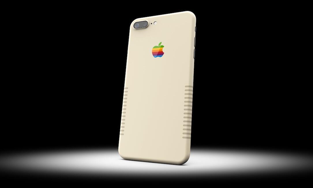 Apple iOS iphone iphone 7 plus Retro vintage
