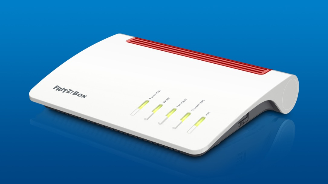 avm cebit fritzbox Router