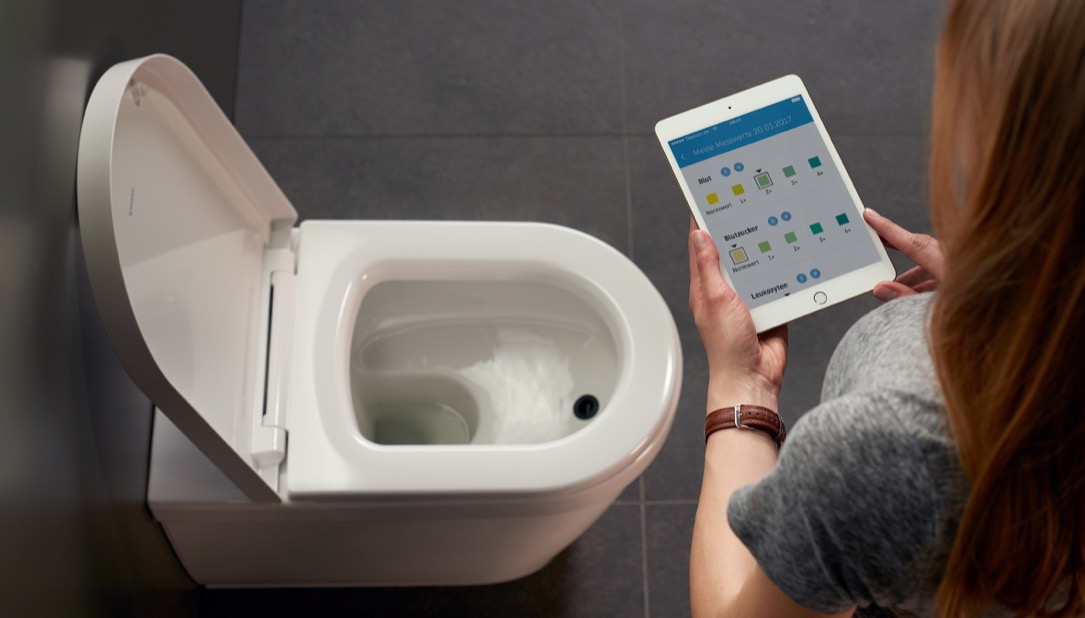Android app Apple smart home wc