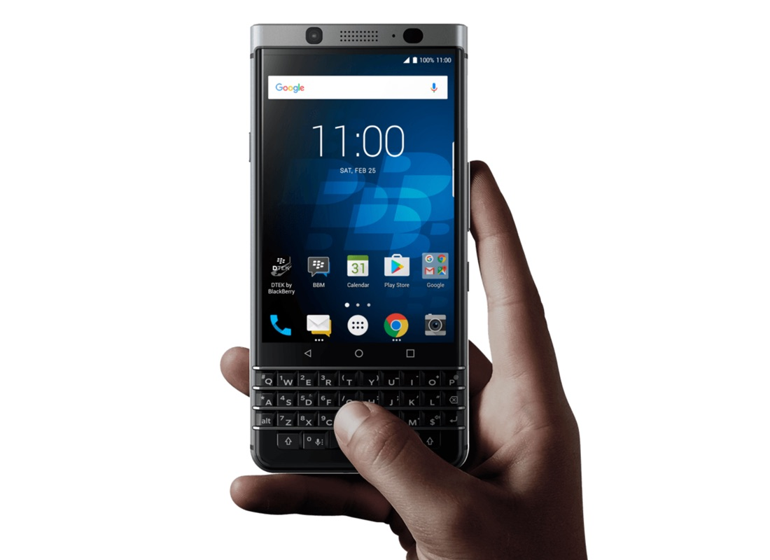 aff Android blackberry keyone