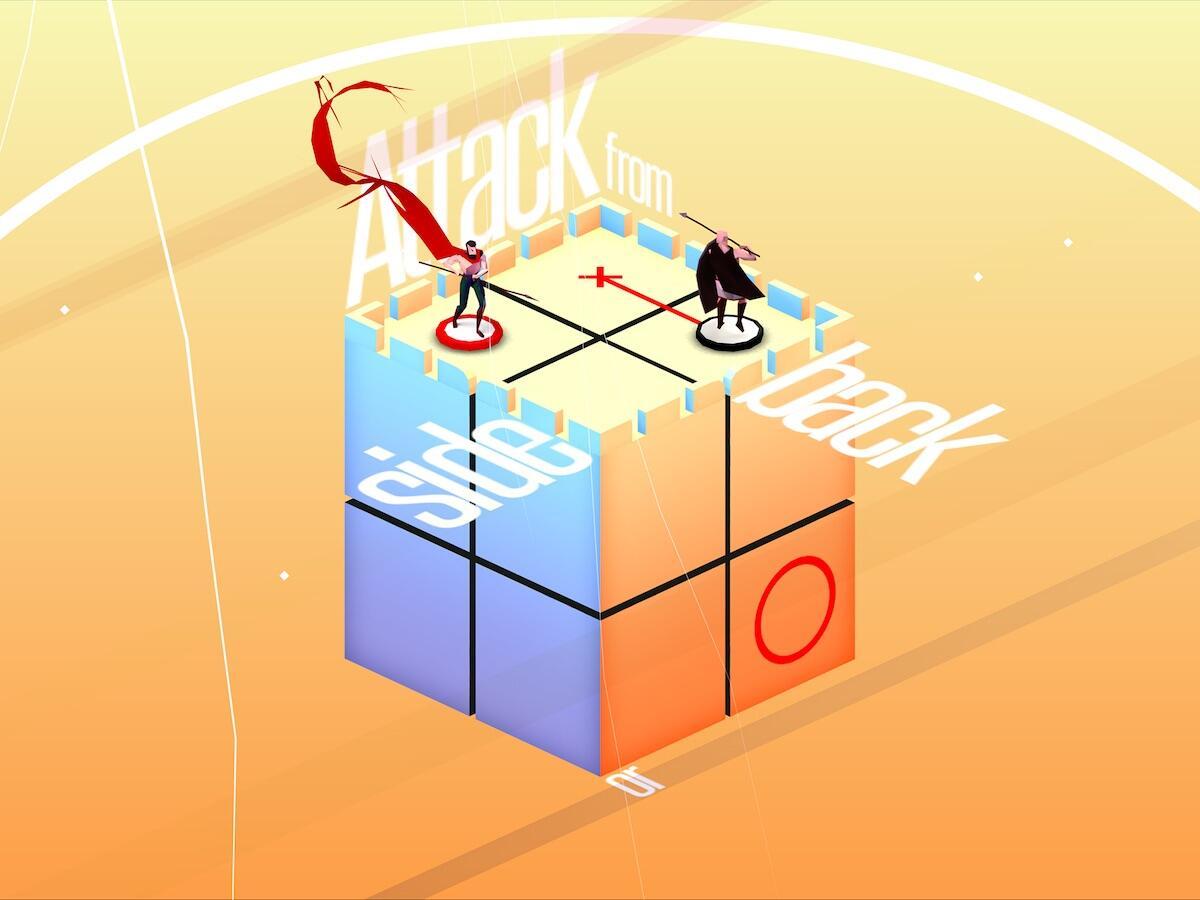 Euclidean Lands iOS Puzzle Spiel