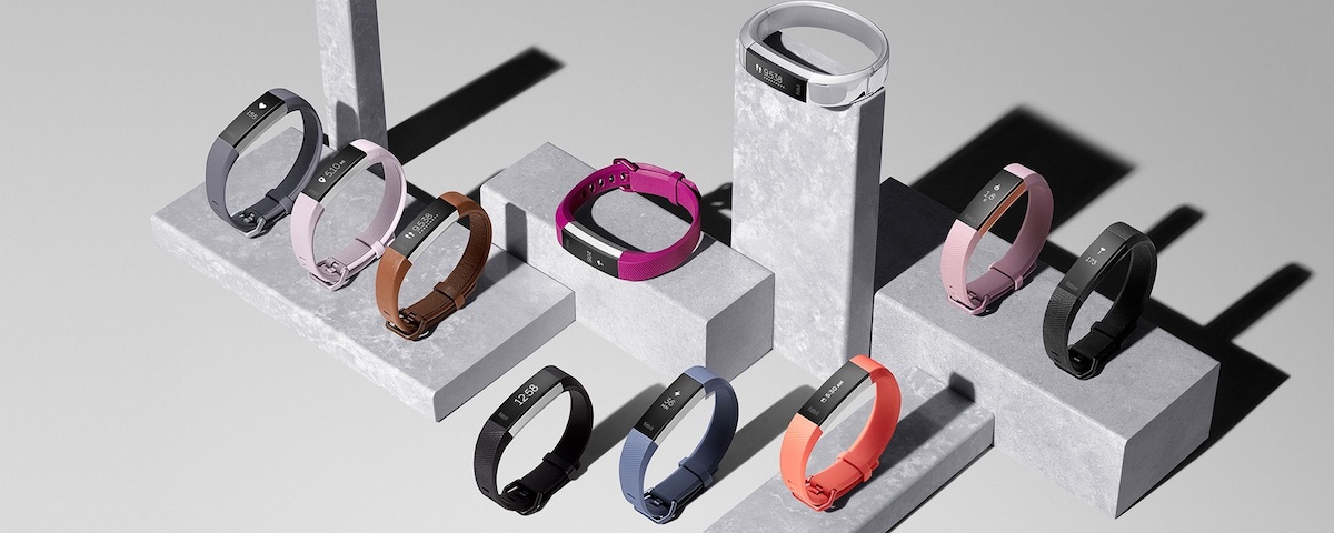 alta Android charge fitbit fitness hr iOS tracker
